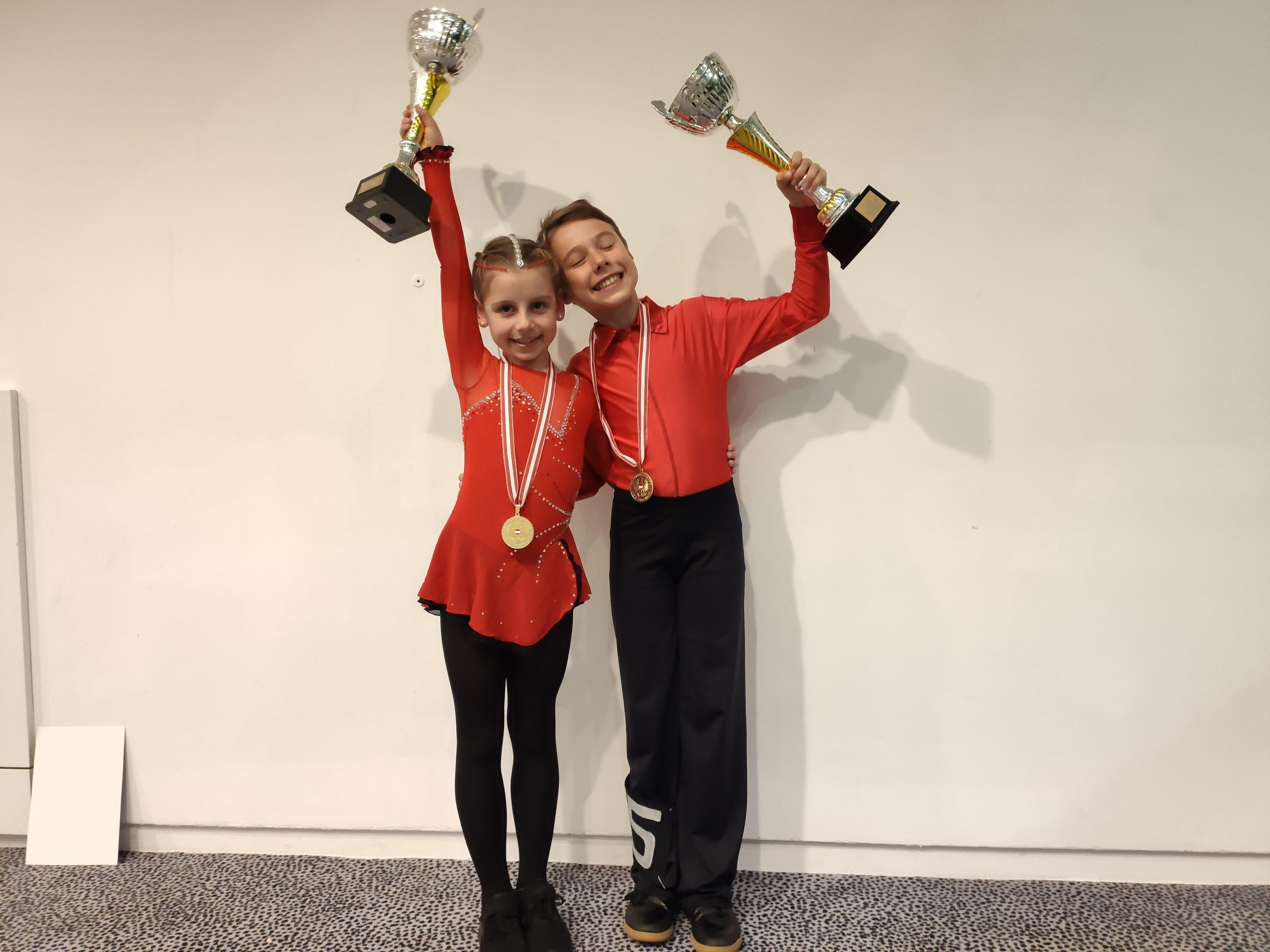 Sarah und Oskar - 1. Platz